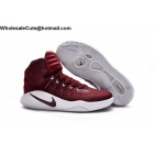wholesale Womens Nike Hyperdunk 2016 Brown White Basketball Shoes