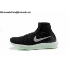 Nike Flyknit LunarEpic Midnight Pack Black Mens Running Shoes