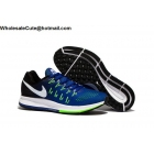 Mens Nike Air Zoom Pegasus 33 Blue Black White Size US7 - US13