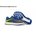wholesale Mens Nike Air Zoom Winflo 3 Grey Volt Blue Size US7 - US13