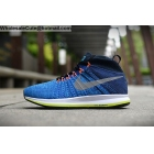 wholesale Nike Air Zoom All Out Flyknit Dark Blue Mens Running Shoes