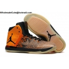 Mens Air Jordan XXXI 31 Shattered Backboard Orange Black