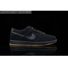 Mens Nike SB Dunk Low IW Ishod Wair Black Gum