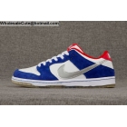 wholesale Mens & Womens Nike SB Dunk Low Pro IW Ishod Wair White Blue