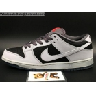 wholesale Mens & Womens Nike SB Dunk Low QS Atlas 35mm White Black