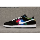 wholesale Mens & Womens Nike SB Dunk Low Pro IW Ishod Wair White Black Multi Color