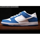 wholesale Mens & Womens Nike SB Dunk Low Pro IW Ishod Wair White Spark Blue