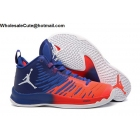 Mens Jordan Super Fly 5 Royal Blue Infrared 23