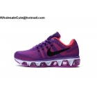 wholesale Womens Nike Air Max Tailwind 8 Purple Black White