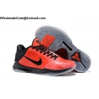 Mens Nike Zoom Kobe V 5 All Star Red Black