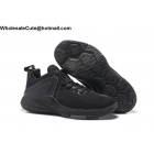 Mens Nike Lebron Zoom Air Witness All Black Sneakers