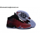 wholesale Mens Air Jordan 30 XXX Chicago Bulls Red Black