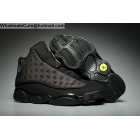 Mens Air Jordan 13 Black Cat Mens Basketball Shoes