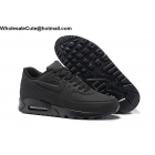 Mens & Womens Nike Air Max 90 Woven All Black