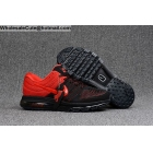 wholesale Mens Nike Air Max 2017 Black Red Size US7 - US13