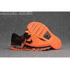 wholesale Mens Nike Air Max 2017 Orange Black Size US7 - US13 Running Shoes