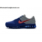 Nike Air Max 2017 Blue Grey Red Size US7 - US13 Mens Shoes