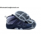 wholesale Nike Air Zoom Cabos Navy Blue Mens Gary Payton Shoes