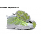 wholesale Nike Air Zoom Cabos White Volt Mens Gary Payton Shoes