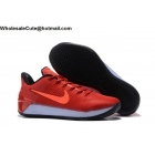 wholesale Nike Kobe 12 AD Red Black Mens Basketball Shoes