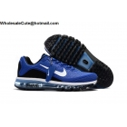 wholesale Nike Air Max 2017.5 Black Blue White Size US7 - US13 Running Shoes