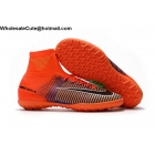 wholesale Mens & Womens Nike Mercurial x EA Sports Superfly V Turf Orange Multi Color