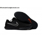 wholesale Mens Nike MagistaX Finale II TF Black Soccer Cleats