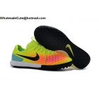 wholesale Mens Nike MagistaX Finale II TF Heat Volt Orange Soccer Cleats