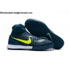 wholesale Mens Nike MagistaX Proximo II TF Green Volt Soccer Cleats