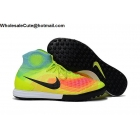 wholesale Mens Nike MagistaX Proximo II TF Heat Volt Orange Soccer Cleats