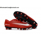 Mens Nike Mercurial Victory VI AG Pro Red White Soccer Cleats