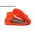 wholesale Mens Nike Mercurial Superfly V EA SPORTS IC Orange Colorful Soccer Cleats