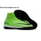 Mens Nike JR MercurialX Proximo II TF Green Black Soccer Cleats