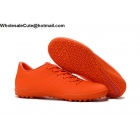wholesale Mens Nike HypervenomX Finale IC All Orange Soccer Cleats