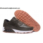 wholesale Mens & Womens Nike Air Max 90 Wool Army Green Running Shoes