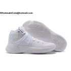 Nike What The Kyrie 2 All White Mens Basketball Shoes