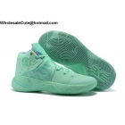 wholesale Nike What The Kyrie 2 All Green Mens Basketball Shoes