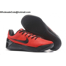 Nike Kobe AD EP Red Black Mens Basketball Shoes