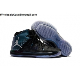 Mens Air Jordan XXXI 31 ASW Chameleon All Star Black