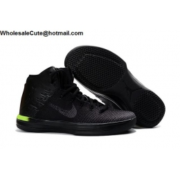 Air Jordan XXXI 31 PE Black Green Mens Basketball Shoes Black