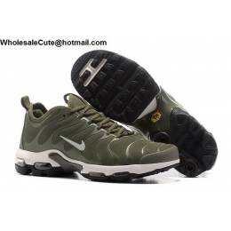 Mens & Womens Nike Air Max Plus TN Ultra Army Green White