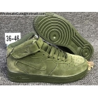 Mens & Womens Nike Air Force 1 Mid Legion Green