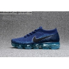 Nike Air VaporMax Dark Blue Black Mens Running Shoes