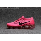 Womens Nike Air VaporMax Pink Black Running Shoes