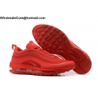 Nike Air Max 97 OG QS All Red Mens Running Shoes