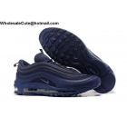 Nike Air Max 97 OG QS All Dark Blue Mens Running Shoes
