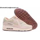 wholesale Womens Nike Air Max 90 Premium Oatmeal Sail Khaki