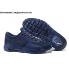 wholesale Nike Air Max Zero QS Binary Blue Mens Running Shoes
