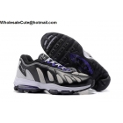 wholesale Nike Air Max 96 Concord Black Grey Mens Running Shoes