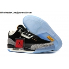 Air Jordan 3 Safari Atmos Elephant Mens Basketball Shoes